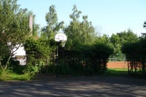 Basketballfeld